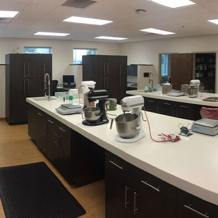 Custom Bakery Lab